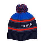 Зимняя шапка для мальчика Nano 267 TC F16. Размер 12/24 мес  -  7/12., фото 2