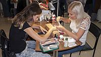 Обучение покрытия ногтей гель-лаком