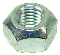 Гайка DIN 6925 шестигранная самоконтрящаяся цельнометаллическая