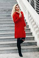 Женское пальто №48-245