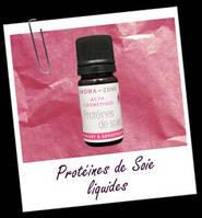 Косметические ингредиенты:ACTIF COSMETIQUE PROTEINES DE SOIE  Протеин Шелка 5мл.
