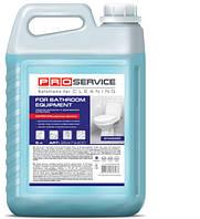 PRO service средство для мытья и дезинфекции сантехники «Сантри-Гель», морозная свежесть, 5 л