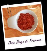 Компоненты для минеральной косметики:Краситель OCRE ROUGE (красный) 3гр.