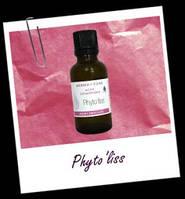 Косметические ингредиенты:ACTIF COSMETIQUE PHYTO'LISS (Фитолисс) 5мл.