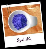 Компоненты для минеральной косметики:Краситель OXYDE BLEU (Синий) 3гр.