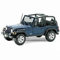 MAISTO  Автомодель (1:27) Jeep Wrangler Rubicon синий