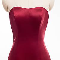 Розкішне довге плаття силует русалка, фото 9