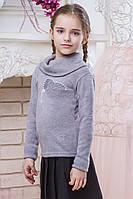 Теплый свитер для девочек