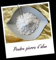 Косметические ингредиенты:Pierre d'Alun en poudre  Квасцы порошок 30гр.