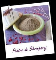 Косметические ингредиенты:POUDRE AYURVDIQUE DE BHRINGARAJ (Порошок Брингарадж) 10г.