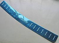 FOCUS HATCHBACK 2012  накладка заднего бампера