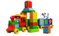 LEGO Duplo Поезд с цифрами 10558
