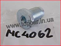 Болт слива масла M18 1.5  Metalcaucho Испания MC4062