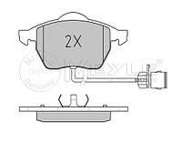Тормозные колодки передние Audi 100/A6 C4 1990-->1997 Meyle (Германия) 025 206 7619/W