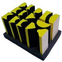 Набор профильных насадок для пневматической шлифмашины Air Pro SB14K