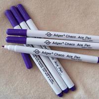 Маркер для рисования по ткани самоисчезающий (48-72 часов) Adger