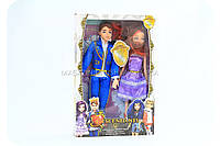 Кукла «Descendants» - Мэл и Бен BQ866 (кукла и аксессуары)
