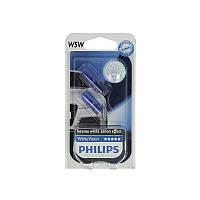 Лампа бесцокольная Philips 12961NBVB2 W5W 12v W2,1×9,5d 2шт