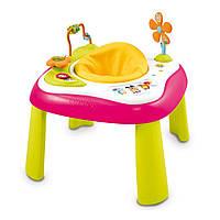 Детский развивающий столик Smoby Cotoons Розовый 110200R/110200N