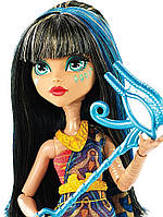 Школа Монстер Хай Клео Де Нил серия Танец без Страха, Monster High Dance The Fright Away Cleo De Nile