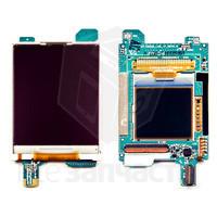 Дисплей для Samsung C5220, полная сборка