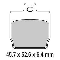 Тормозные колодки Ferodo FDB2062AG