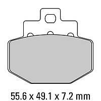 Тормозные колодки Ferodo FDB2115P