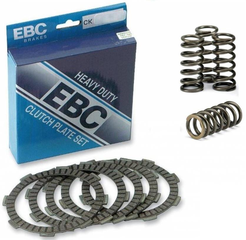 Комплект фрикционных дисков и пружин сцепления EBC SRC077