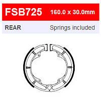 Тормозные колодки барабанные Ferodo FSB725