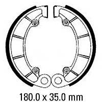 Тормозные колодки барабанные Ferodo FSB761