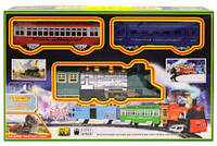 Игрушка железная дорога 6278