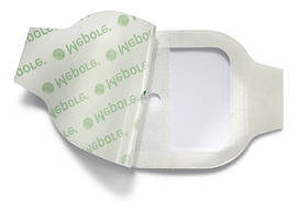 Molnlycke MeporeIV повязка для фиксации катетеров 5,5 х 5 см