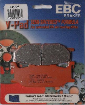 Тормозные колодки EBC FA179V