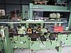 Четырехсторонник  WEINIG модель Unimat 17А на 7 шпинделей обработка 180х120мм