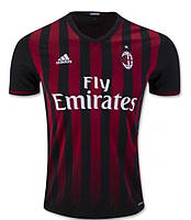 Футбольная форма ФК Милан (FC AC Milan) 2016-2017 Домашняя