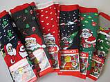 Новогодние махровые носочки для женщин., фото 3