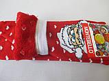 Новогодние махровые носочки для женщин., фото 4