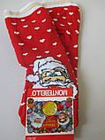 Новогодние махровые носочки для женщин., фото 5