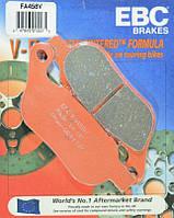 Тормозные колодки EBC FA458V