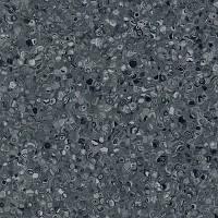 Гомогенный линолеум Grabo Fortis Anthracite, цвет - темно-серый