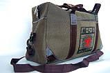 Стильна сумка. Дорожня сумка. Містка Сумка. Сумки в дорогу., фото 2