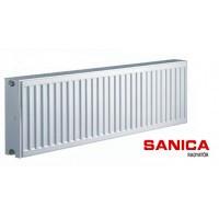 Радиатор стальной Sanica 300x1000 22R