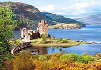 """Пазлы Замок """"Eilean Donan"""", Шотландия, 2000 элементов Castorland С-200016"""
