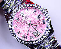 Женские часы Rolex Qyster Perpetual DateJust календарь, фото 1