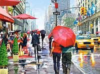 Пазлы Кафе, Нью-Йорк, 2000 элементов Castorland С-200542
