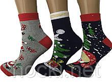 Шкарпетки жіночі Новорічні