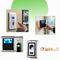 Установка биометрических систем