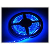 Лента светодиодная LED 3528 Blue 60RW, светодиодная лента синего свечения