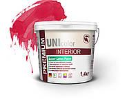 Интерьерная краска ультрабелая ТМ Юниколор 14 кг