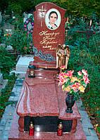 Гранітний пам'ятник фото 25